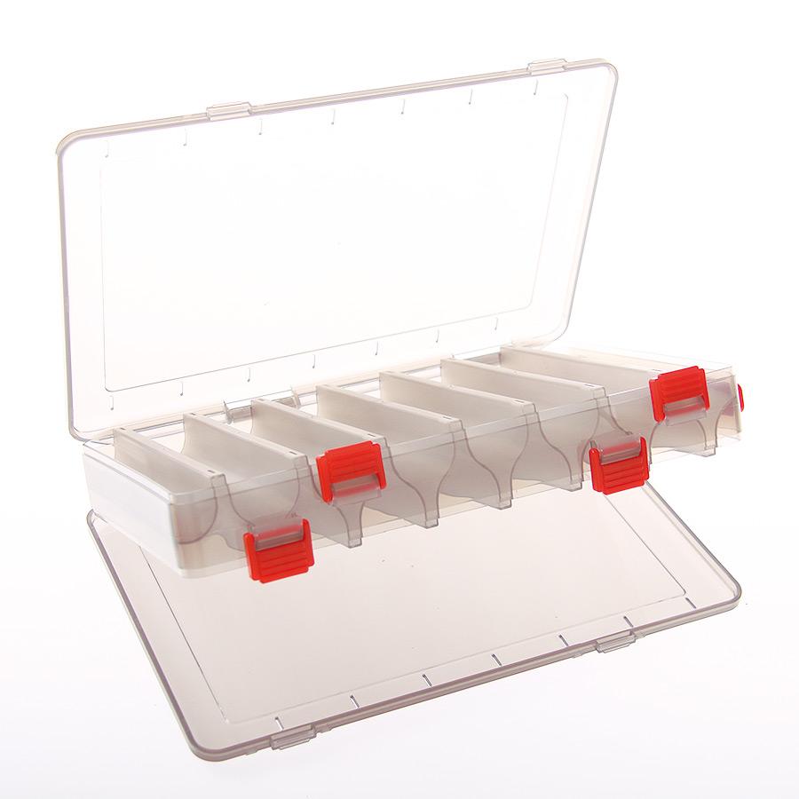 Caja Doble Para Cebos 14