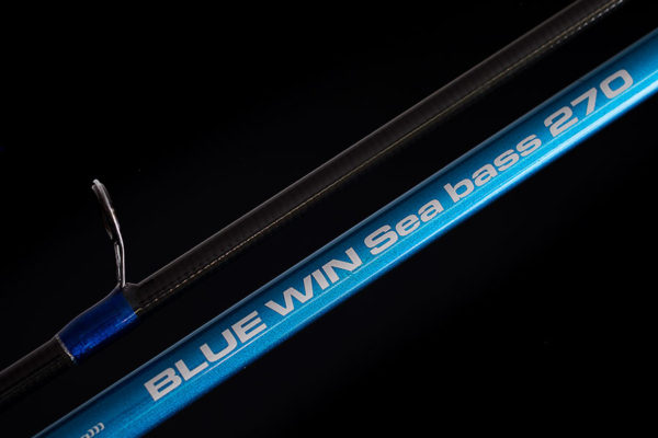 Caña de pescar Blue Win Sea Bass