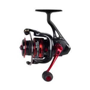Carrete Crafty Black Evolution CRBK