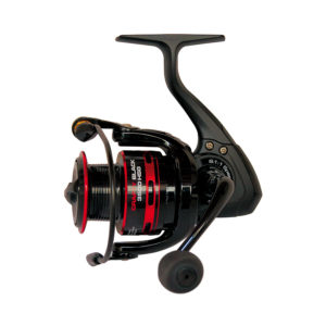 Carrete Crafty FD Black HSG