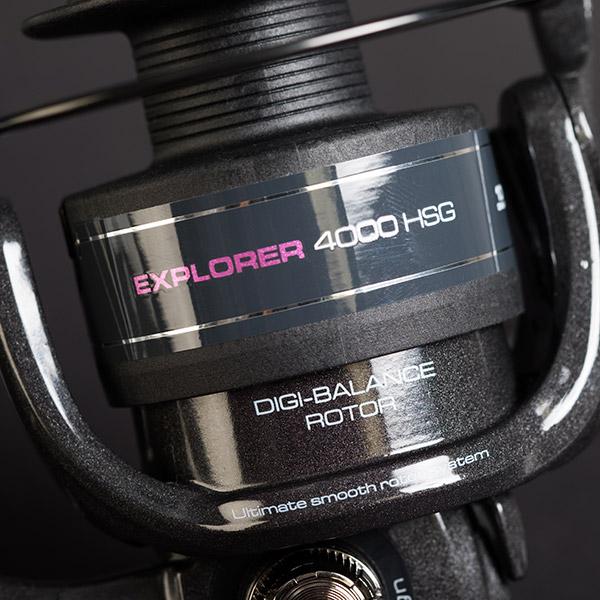Carrete Explorer HSG 1500