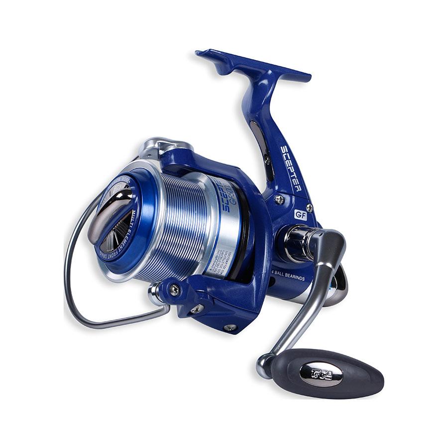 Carrete Scepter GF Blue 5000XR