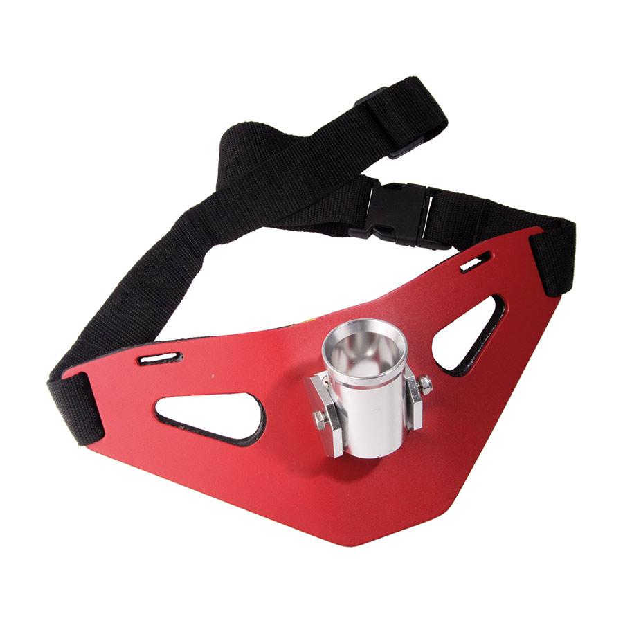 Cinturón metálico de combate