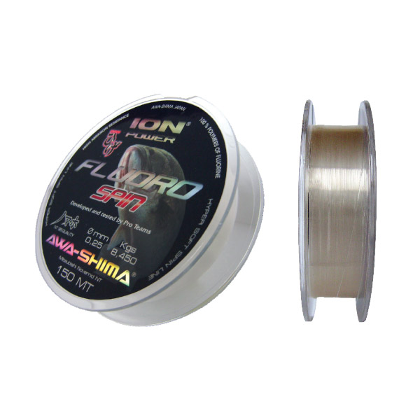 Hilo Ion Power Fluorospin