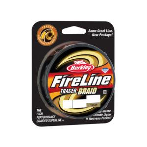 Hilo Fireline Tracer Braid 270