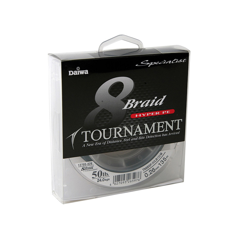 Hilo Tournament Specialist 8 Braid