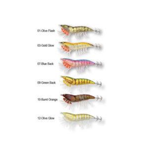 Jibionera 3D Hybrid Shrimp Egi