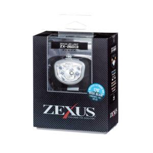 Lámpara Frontal ZX-260 BK