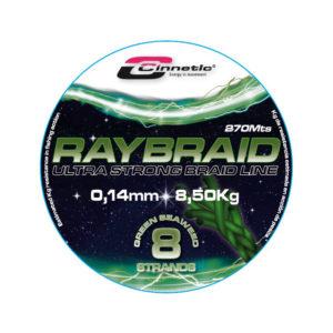 Línea Raybraid Green Seaweed