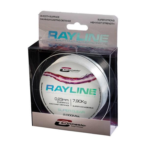 Línea Rayline 2000m