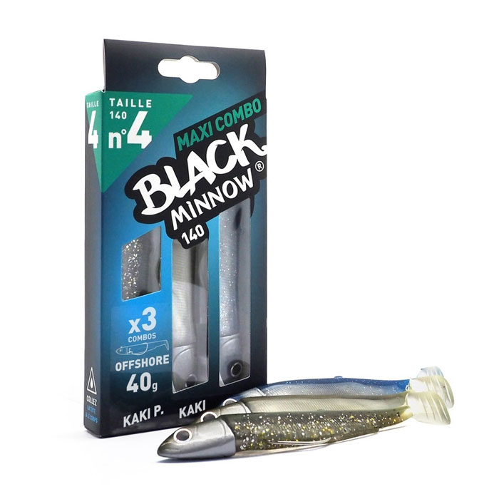 Maxi Combo By Black Minnow 140