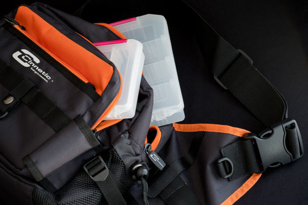 Mochila Spinning Pro Bag