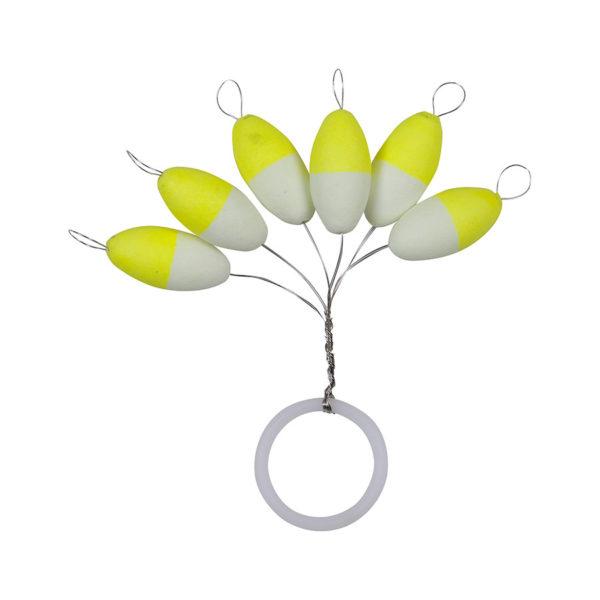 Perla flotante Ovalbait con Stopper 2