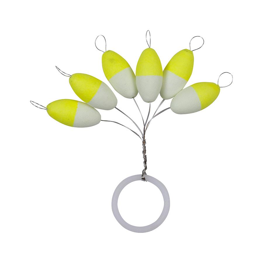 Perla flotante Ovalbait con Stopper