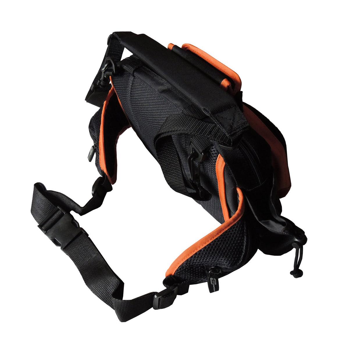 Riñonera Spinning Waist Bag