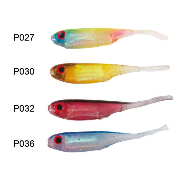 Señuelo Micro Fish