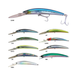 Señuelo Crystal Minnow Deep Diver New Original 2018 11cm