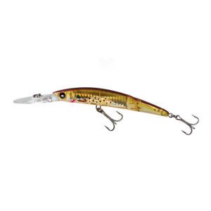 Señuelo Crystal 3D Minnow Deep Diver Jointed
