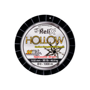 Trenzado Hueco Hollow 16