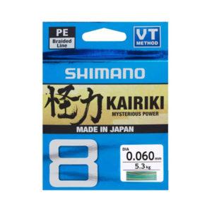 Trenzado Kairiki SX8 Multicolor 300