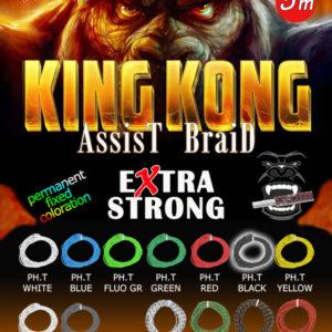 King Kong Assist Braid 80